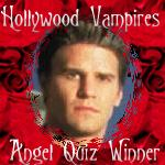 I Passed the Angel Quiz @ Hollywood Vampires!