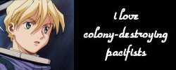 Wild Wing Boys: the Gundam Wing Fanlisting