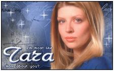 I Am Most Like Tara . . . How 'Bout You?