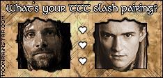What's your TTT slash pairing?
