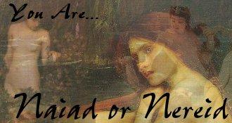 I am a Nereid