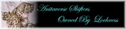 Anitaverse Shifters