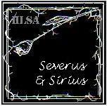 Severus & Sirius