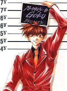 I am Goku of SaiYuki!
