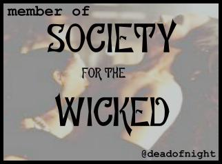 Society For The Wicked